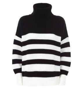 black-stripe-chunky-roll-neck-jumper