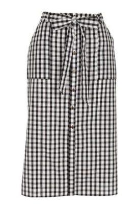 women-midi-skirts-river-island-womens-gingham-button-through-midi-skirt