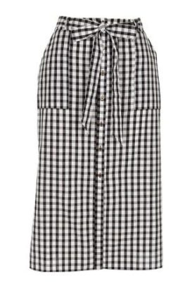 women-midi-skirts-river-island-womens-gingham-button-through-midi-skirt