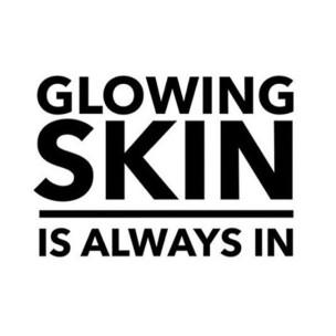 glowing-skin
