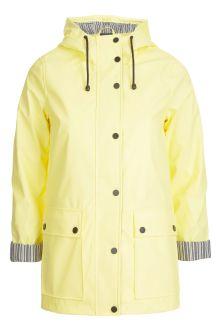 topshop rain coat