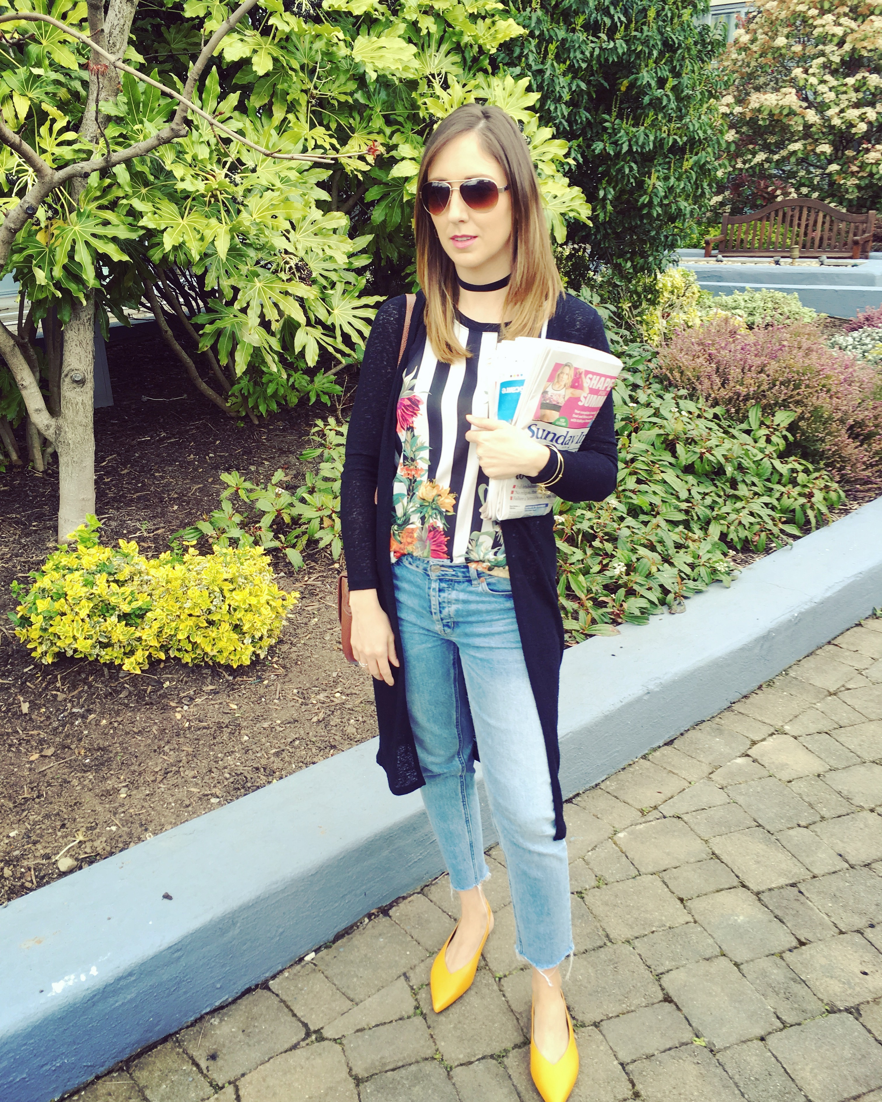 Ditch The Heels For Fancy Flats! – The