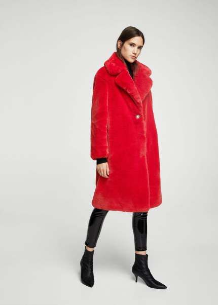 mango red fur